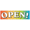 Open Banner 101