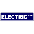 Electric Ave Street Sign