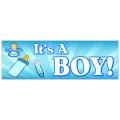 It's A Boy Banner 3