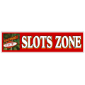 Slots Zone Street Sign