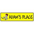 Adam Street Sign