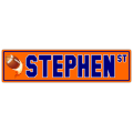 Stephen Street Sign