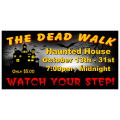 Haunted House Banner 2