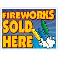 Fireworks Sign 101