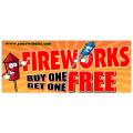 Fireworks Banner 102