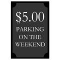 Parking Sign 01