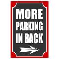 Parking Sign 02