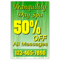 Day Spa Sign 01
