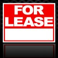 For Lease Sign 18x24