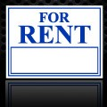 For Rent Sign 18x24